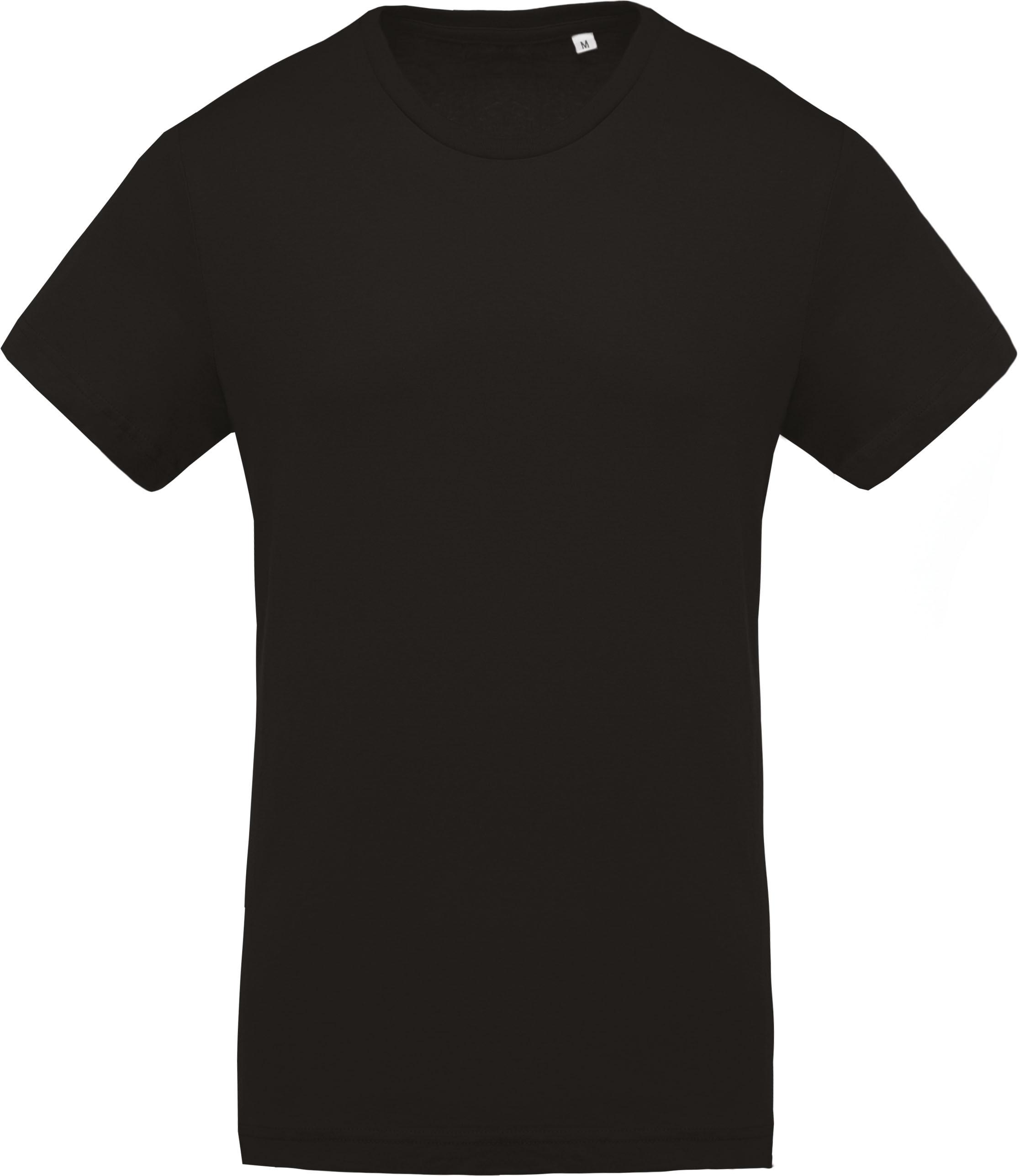 Kariban T-shirt coton BIO col rond homme
