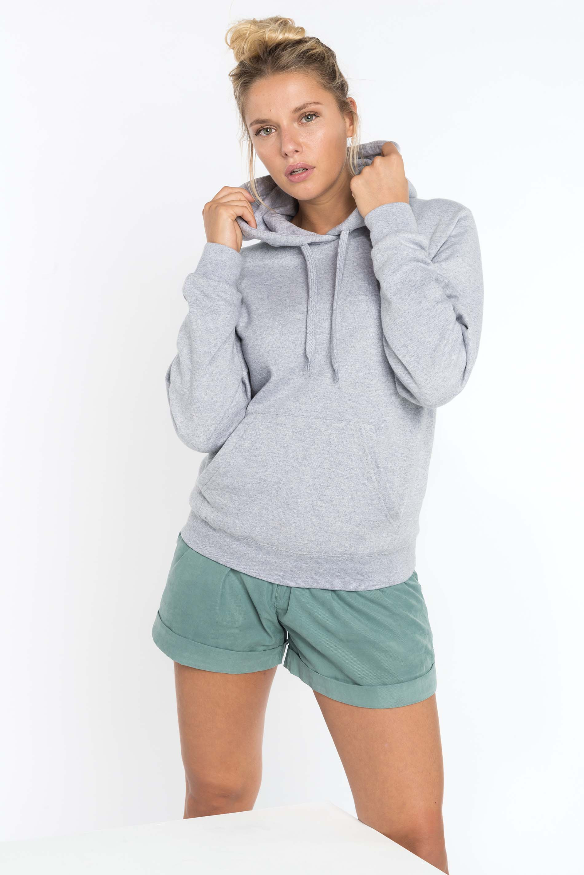 Kariban Sweat-shirt capuche femme