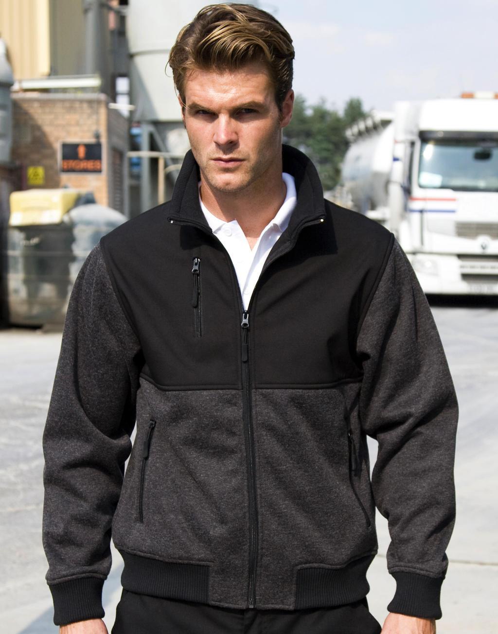 Result Work-Guard Work-Guard Brink Stretch Jacket