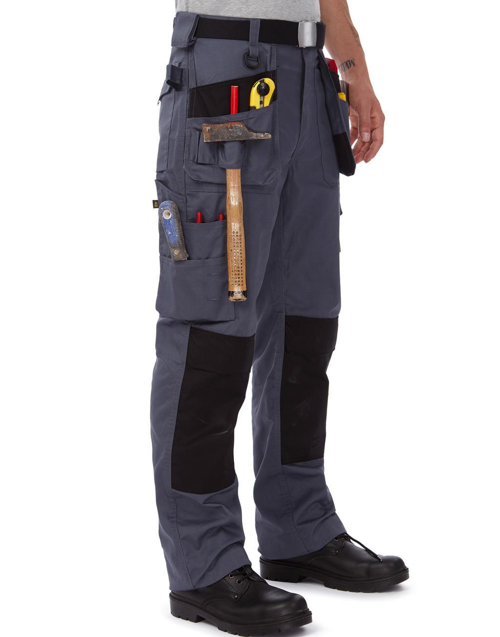 B&C Pro Performance Pro Workwear Trousers
