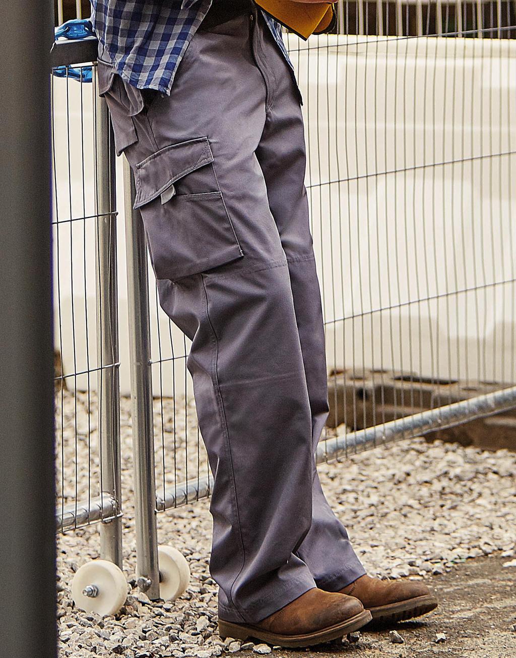 "Russell Hard Wearing Work Trouser Length 34"""