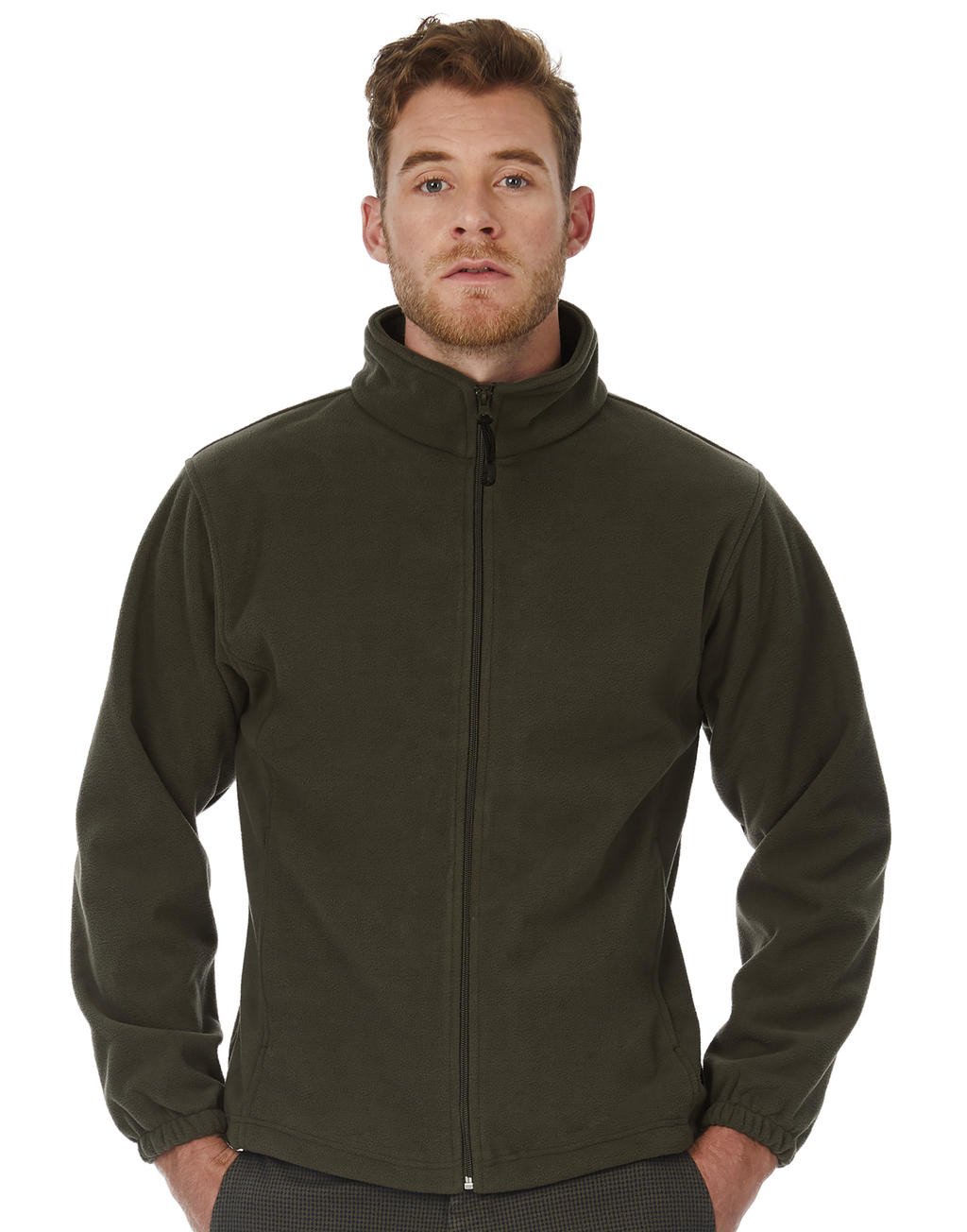 B&C WindProtek Waterproof Fleece Jacket