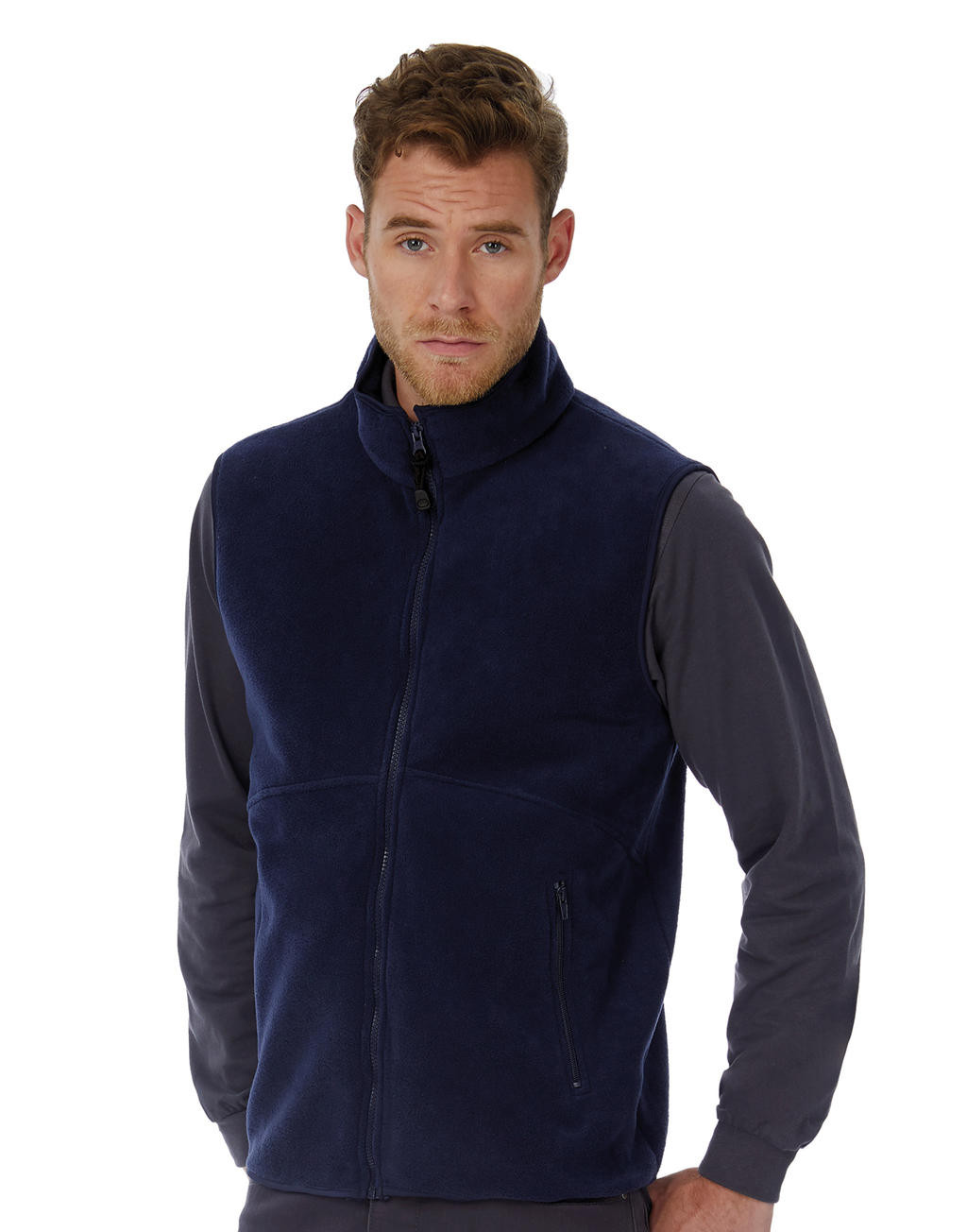 B&C Traveller+ Bodywarmer Fleece