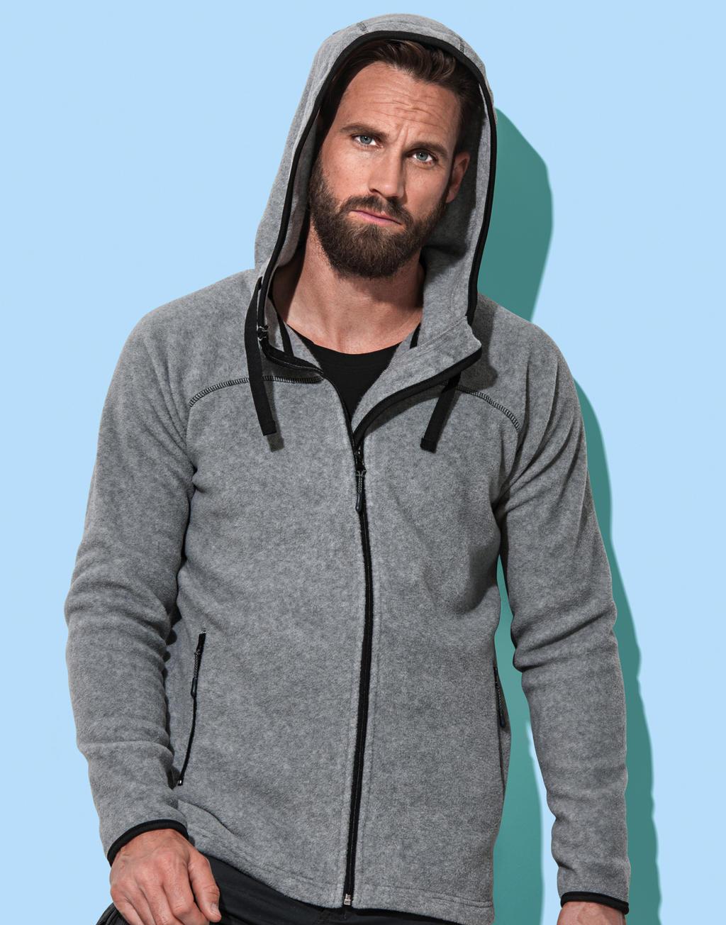 Stedman Active Power Fleece Jacket