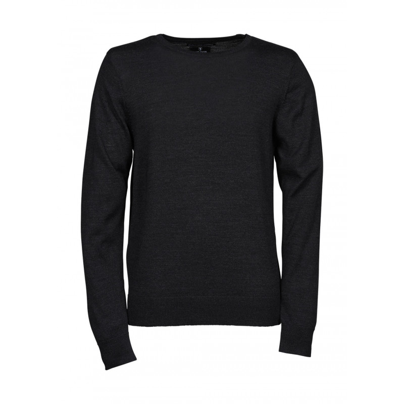 Mens Crew Neck Sweater Printbox Impression Et Broderie Sur Textile