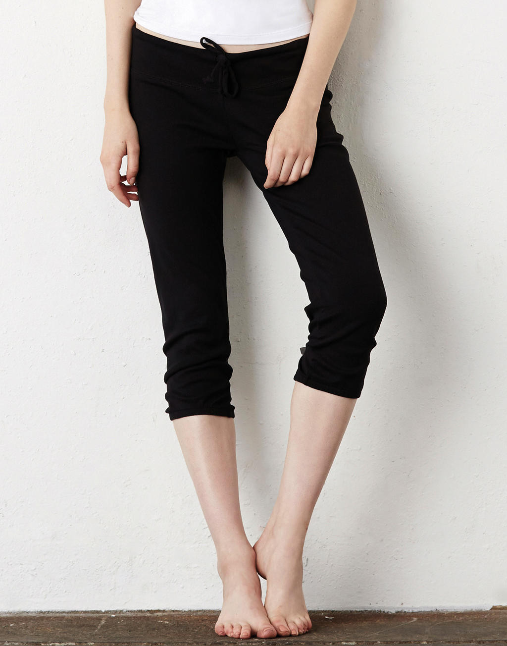 Bella+Canvas Women´s Capri Scrunch Pant