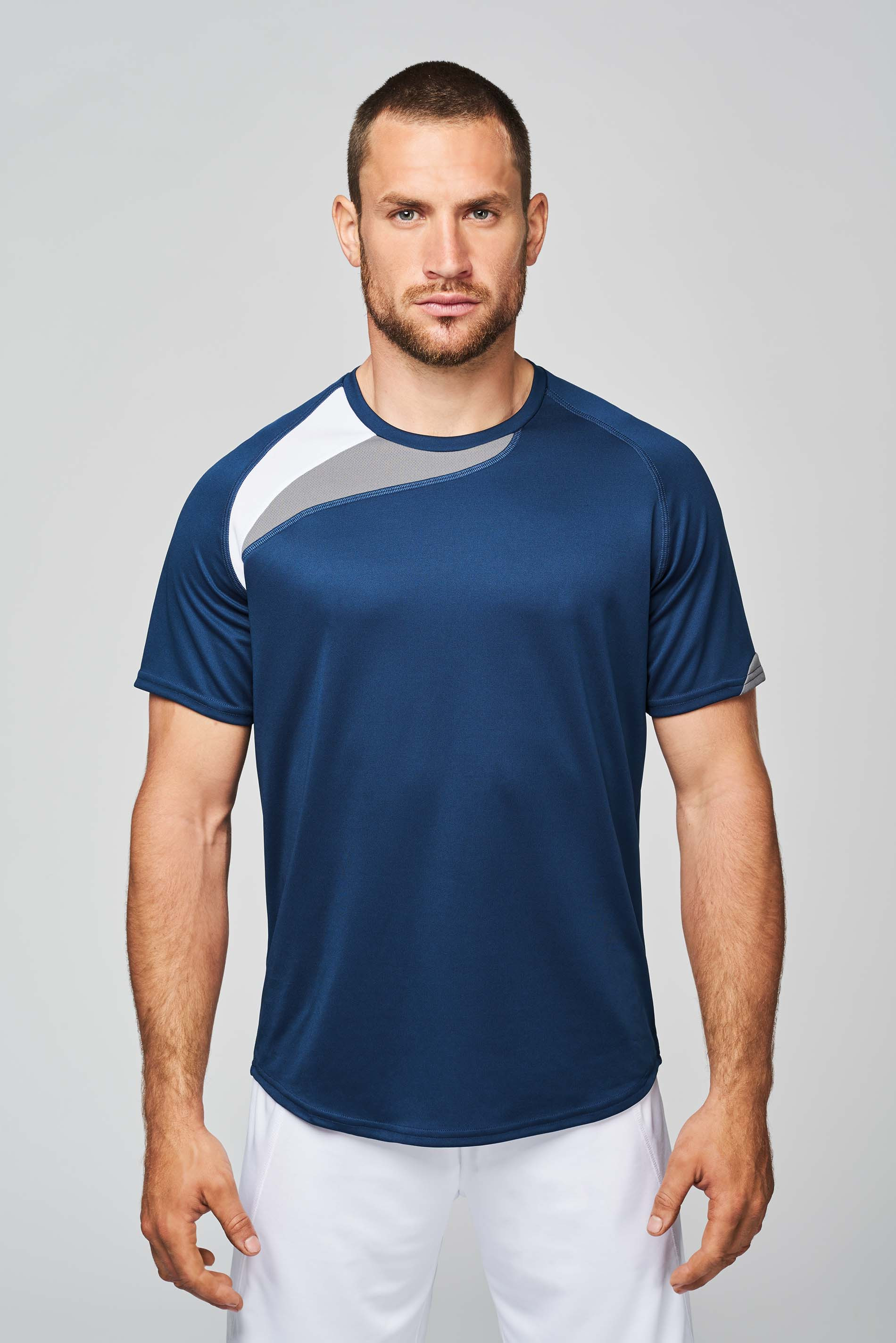 Proact T-SHIRT SPORT MANCHES COURTES UNISEXE