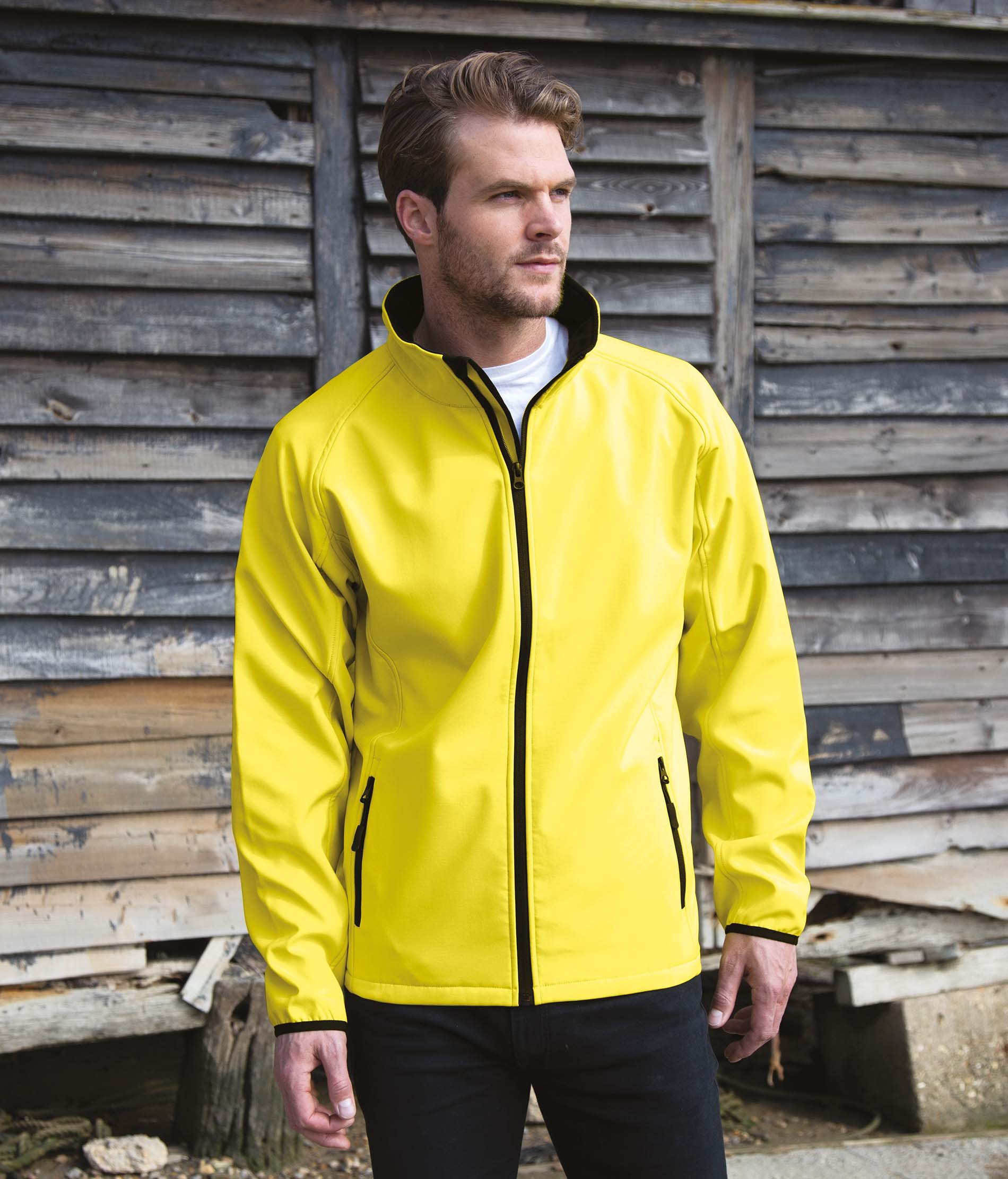 Result Veste Softshell Homme Printable