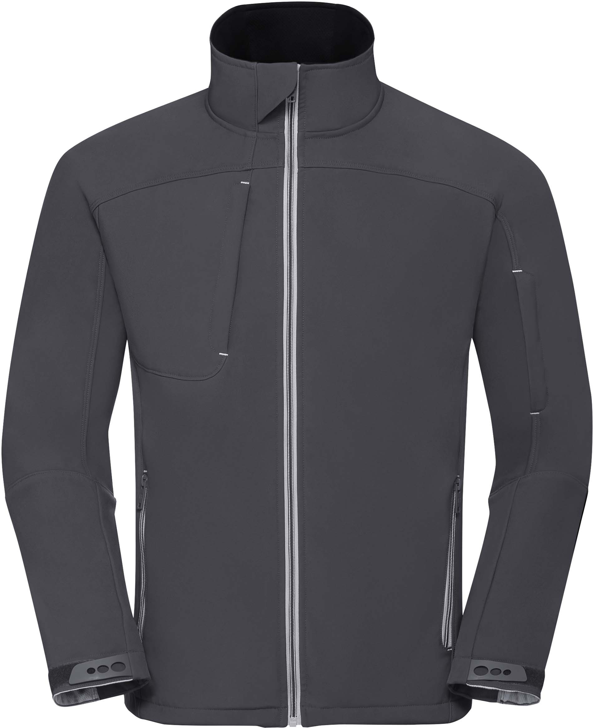 Russell Veste homme Softshell Bionic-Finish�
