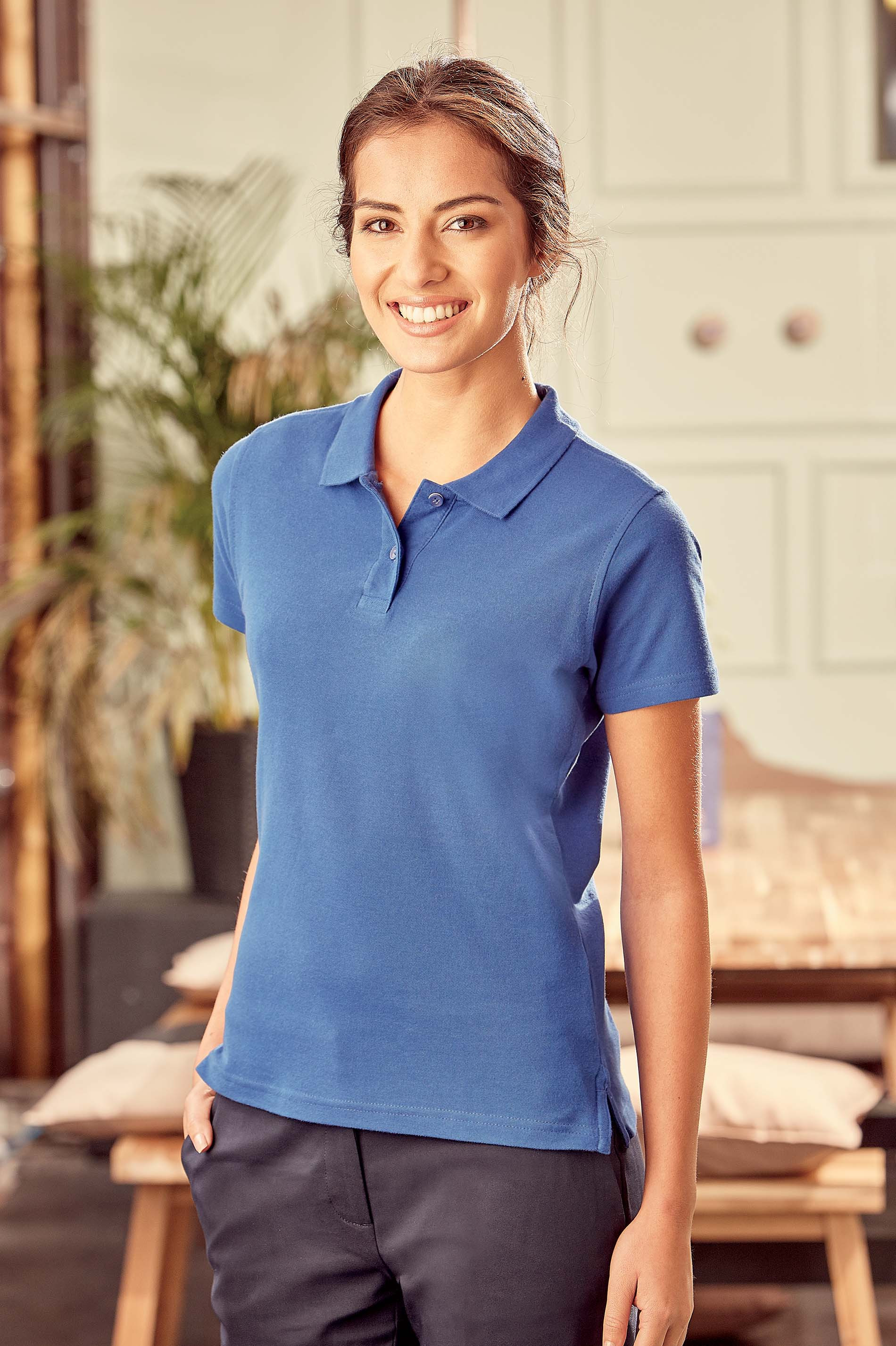 Russell POLO FEMME ULTIMATE