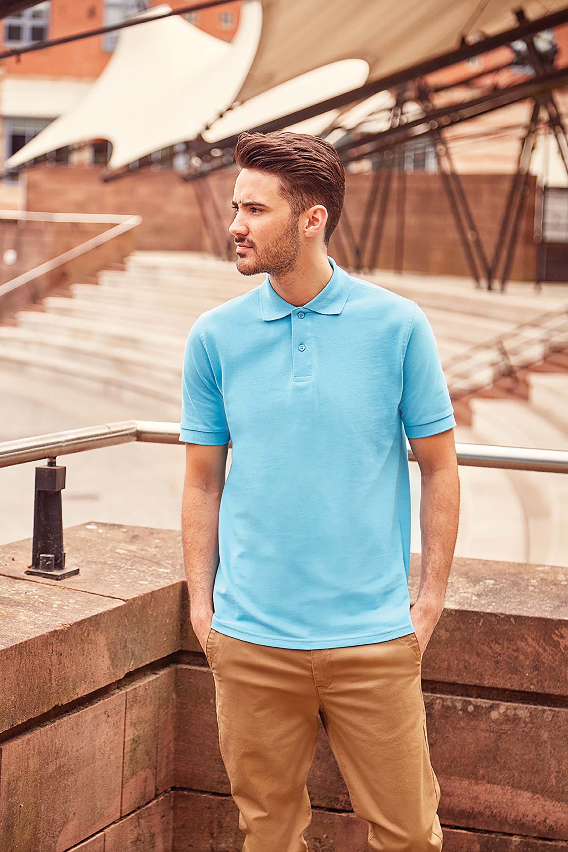 Russell POLO HOMME CLASSIC