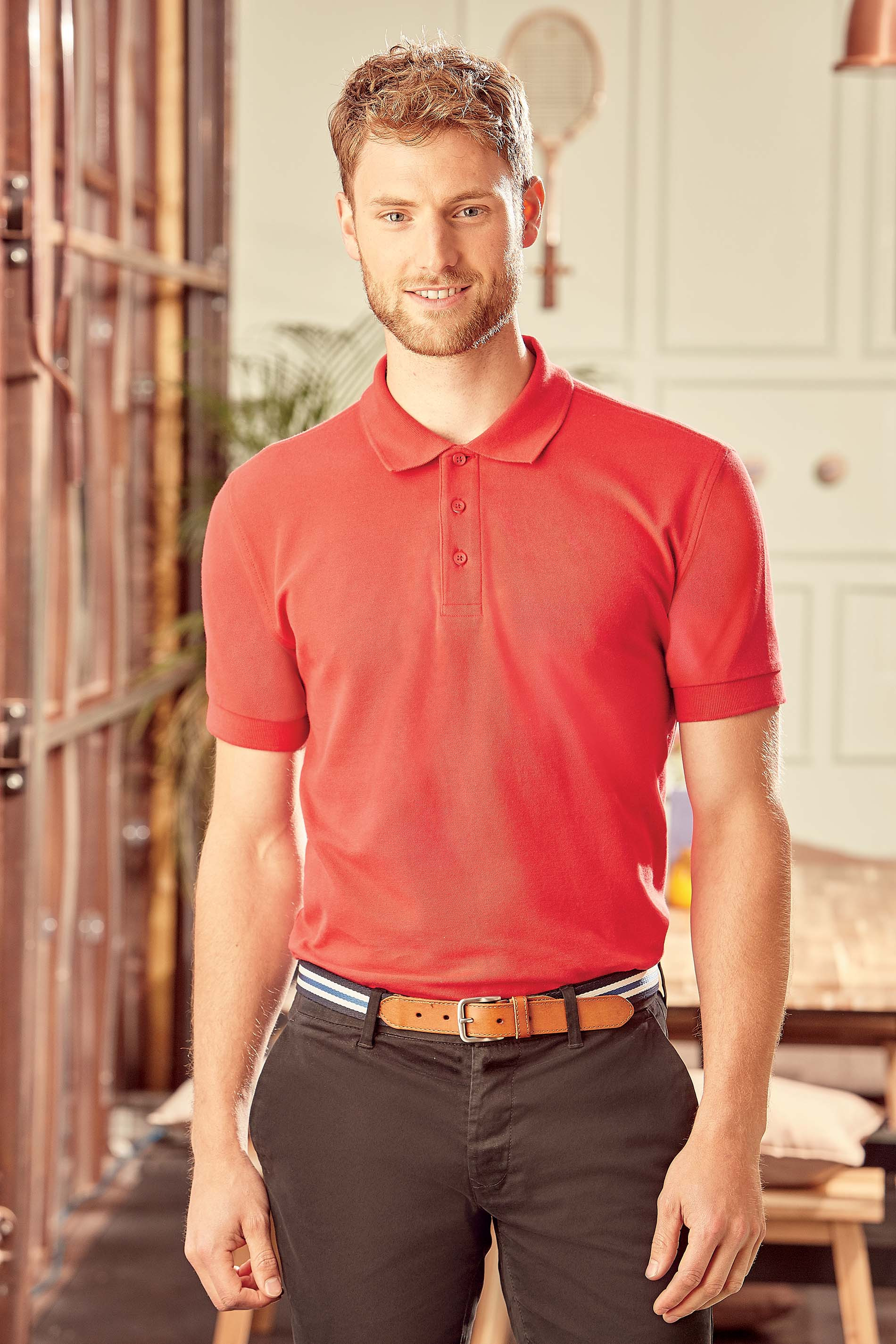 Russell POLO HOMME ULTIMATE