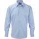 Russell CHEMISE HOMME MANCHE LONGUES � CHEVRONS
