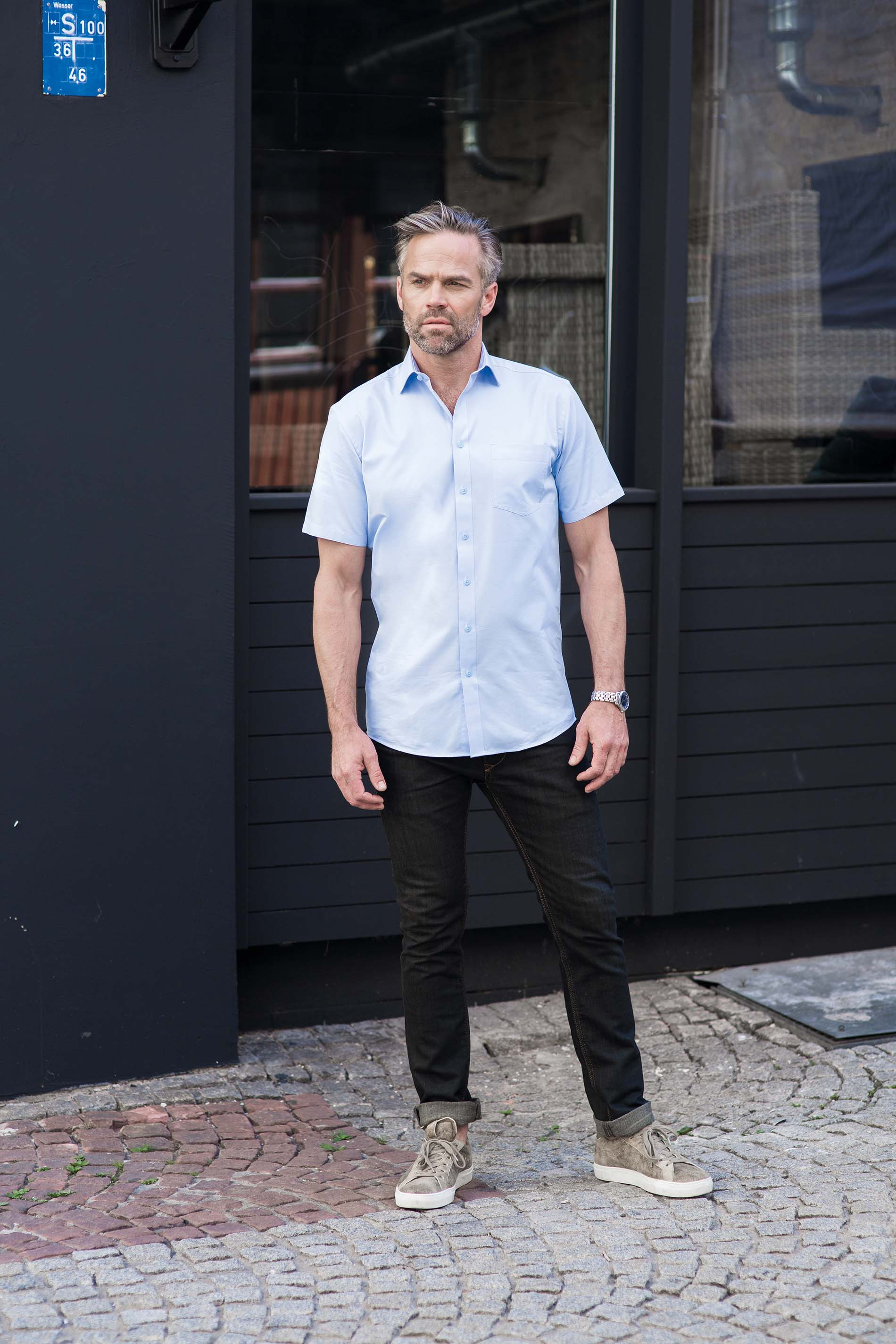 Russell CHEMISE COOLMAX� MANCHES COURTES