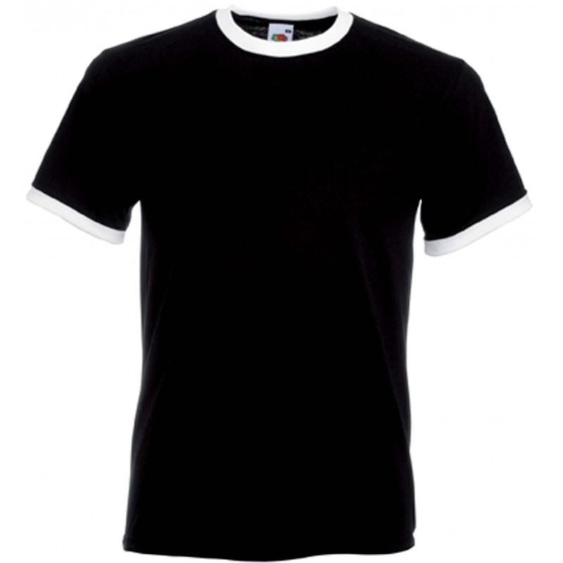 d175aed22be10 T-SHIRT RINGER VALUEWEIGHT - Printbox Impression et broderie sur textile