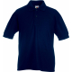 Fruit of the Loom Polo enfant 65/35