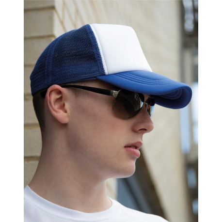 Result Headwear Detroit ½ Mesh Truckers Cap