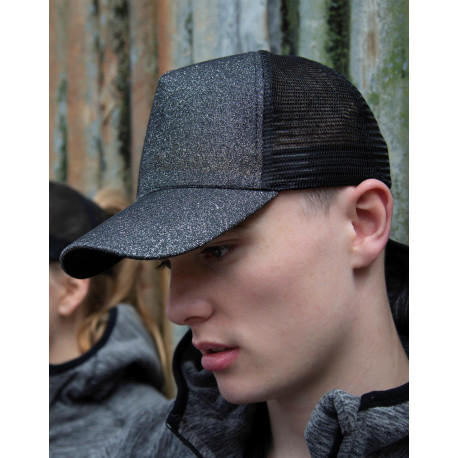 Result Headwear New York Sparkle Cap