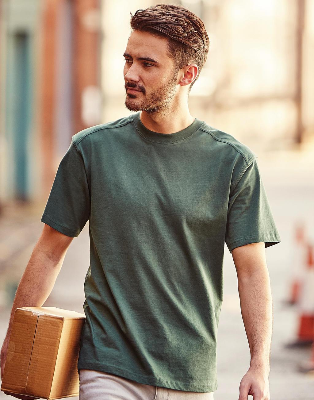 Russell Heavy Duty Workwear T-Shirt