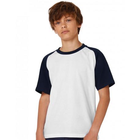 B&C Base-Ball/kids T-Shirt