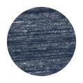 Snow Dark Heather Blue
